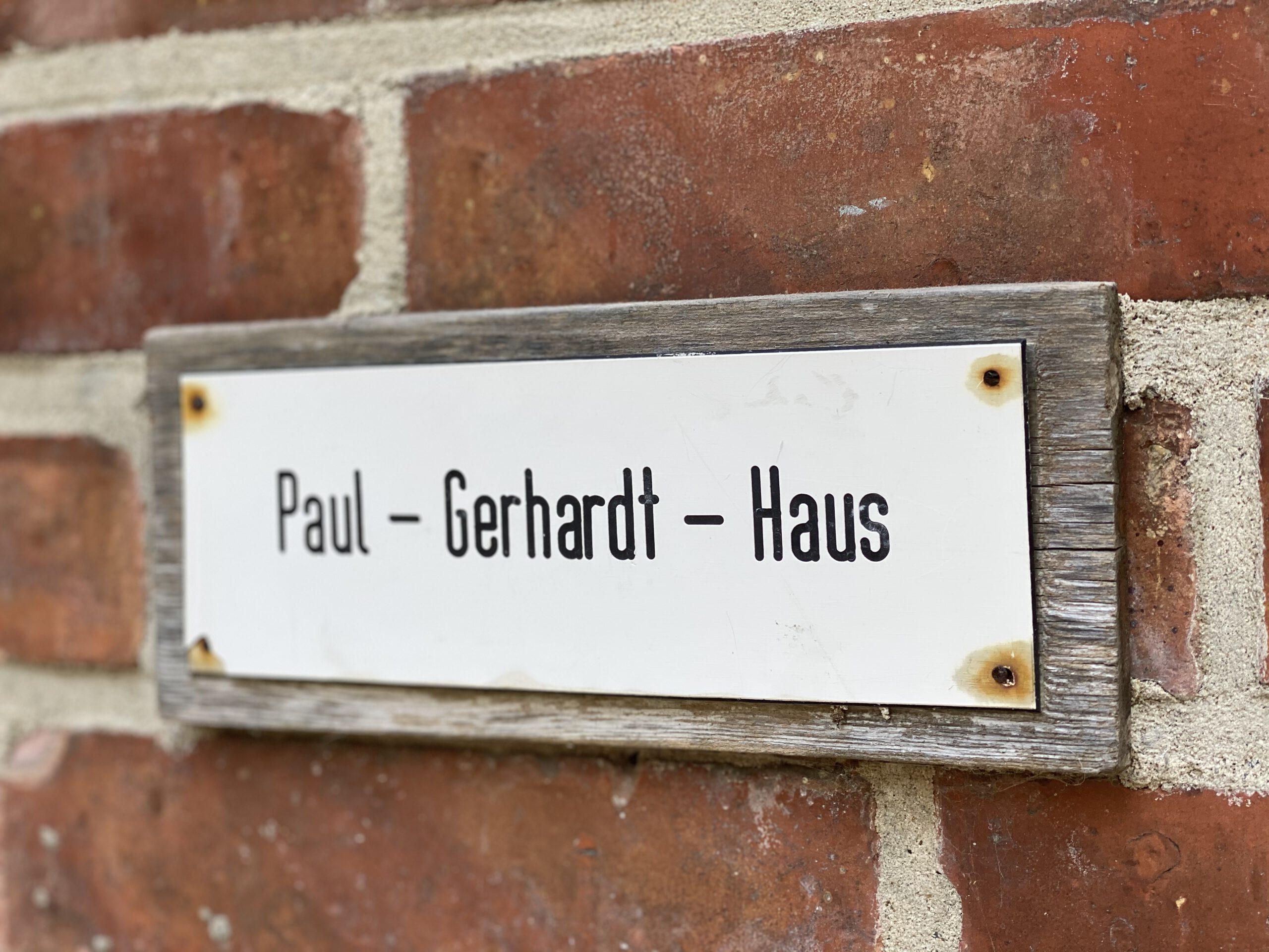 Paul-Gerhardt-Haus in Lobetal