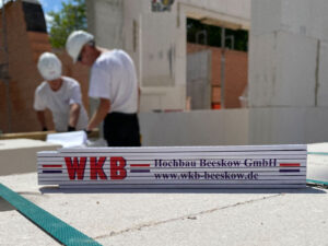 WKB Hochbau Beeskow GmbH Zollstock